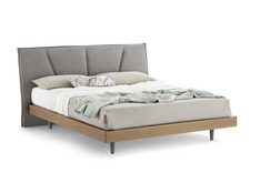 Novamobili Kale Upholstered Bed
