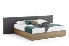 Novamobili Noah Upholstered Bed