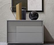 Novamobili Overlap Bedside Cabinets