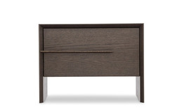 Novamobili Platone low Bedside Cabinet