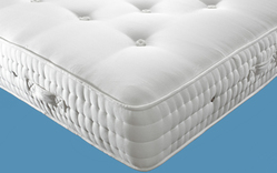 Olympia 5,000 Double Pocket Sprung Mattress (Firm) 137cm wide