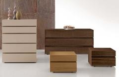 Presotto Club bedside cabinet