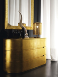 Presotto Globo Folies Chest of Drawers