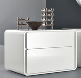 Presotto Ice bedside cabinet