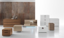 Presotto Onyx chests of drawers