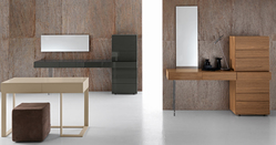 Presotto Swing dressing table tallboy combined