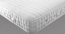 Primo Interactive small double Pocket Spring Mattress with Latex (Medium) 120cm