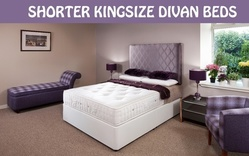 Shorter Length King Size Divan Beds