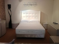 Hanover Winged Bespoke Bed