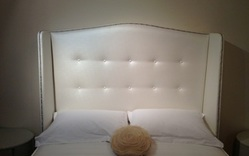 Sienna Winged headboard
