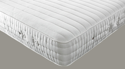 Silhouette Interactive Pocket Sprung Mattress (Medium) Euro sizes