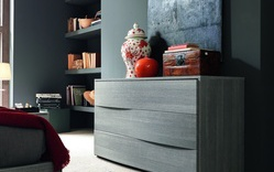 SMA Mobili Cloud Curve Chest of Drawers