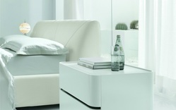 SMA Mobili Domino Up Bedside Cabinet