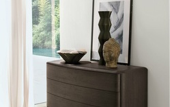SMA Mobili Drop Chest of Drawers