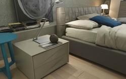 SMA Mobili Genesis Bedside Cabinets