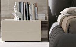 SMA Mobili Glast Bedside Cabinet