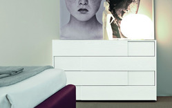 SMA Mobili Prestige Chest of Drawers