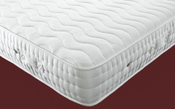 Supreme Latex 2000 Pocket Spring Mattress (Firmer support) Euro sizes