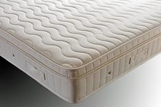 Supreme Pillow-top 2000 Pocket Spring Mattress (Medium) 120cm