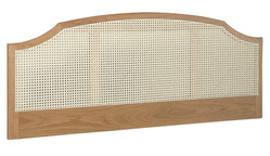 Cotswold Caners Surrey rattan headboard