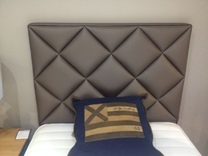 Tiffany upholstered headboard - colour choice
