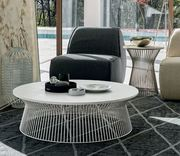 Tomasella Brigitte Modern Coffee Table - colour choice
