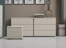 Tomasella Dolce Vita 6 Drawer Chest of Drawers