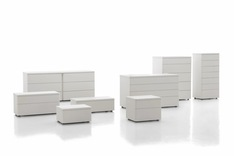 Tomasella Dolce Vita chests of drawers