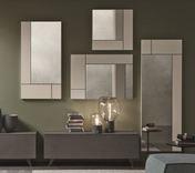 Tomasella Hashtag Modern Mirrors - many colours