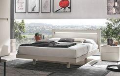 Tomasella Kryzia Contemporary Bed