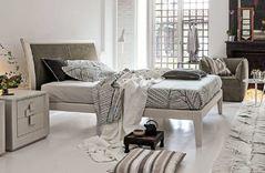 Tomasella Medea Classic bed - colour choice