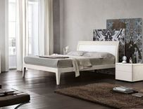 Tomasella Riviera upholstered bed
