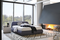 Tomasella Sasso Deep Padded Bed