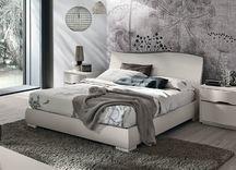 Tomasella Venere Modern Wood bed