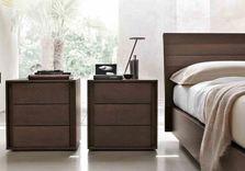 Tomasella VIP 3 Drawer bedside cabinet