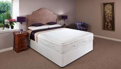 Ultimate Pillow Top 2000 Double Pocket Sprung Divan Bed (Firm) 137cm