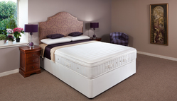 'Ultimate Pillow Top 2000' Superking Divan Bed (Firm) 183cm