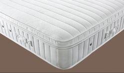 Heavenly  Pillow Top 2000 Pocket Sprung Euroking Mattress (Firm) 160cm