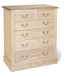 Cotswold Caners Winson chest of drawers