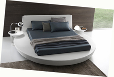 Presotto Zero Rondo Sunrise Bed