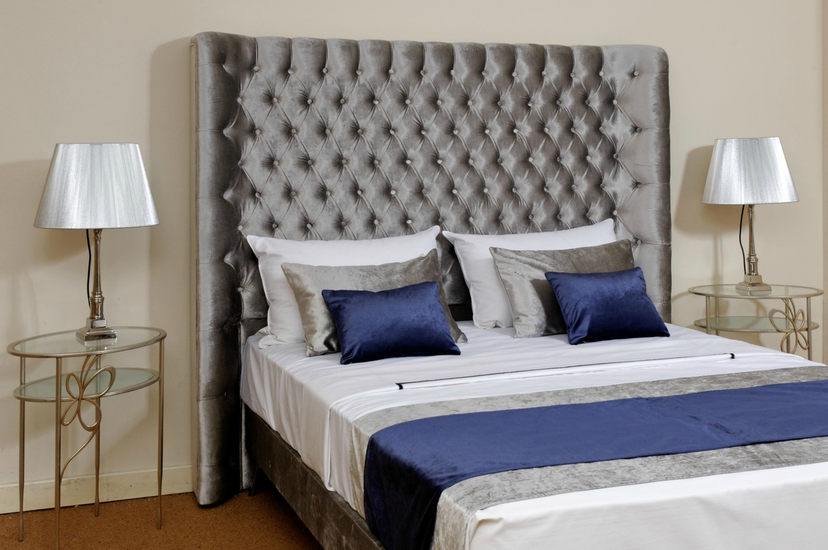 Angel Wing Bespoke headboard