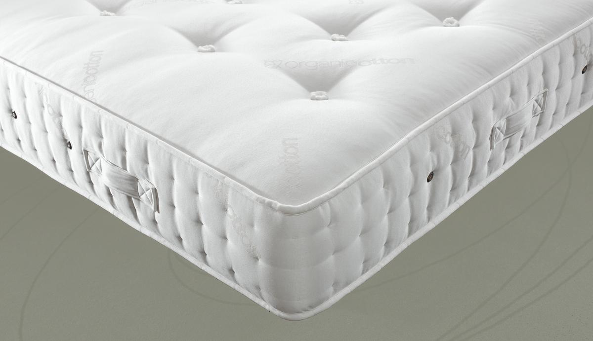 Baccarat 2000 Euro King Pocket Spring Mattress (Hard) 160cm