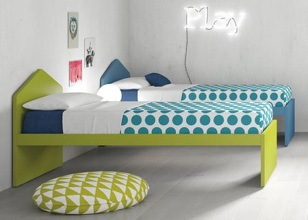 Battistella Etta Single Children's Bed