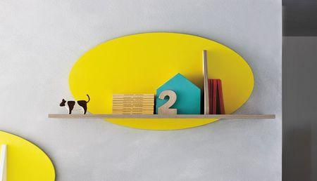 Battistella Lippy wall unit shelf