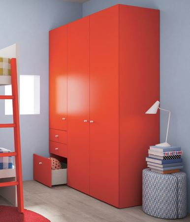 Battistella Nidi wardrobe with Drawers