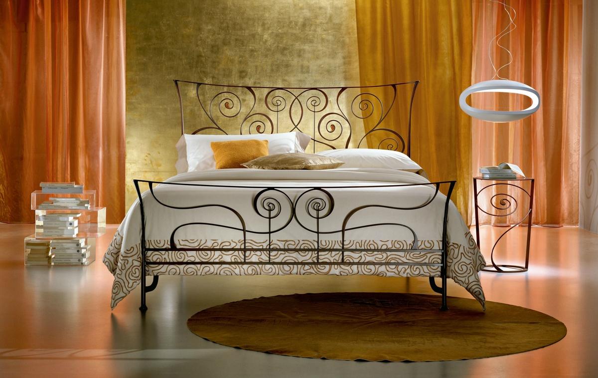 Ciacci Brigitte Metal Bed