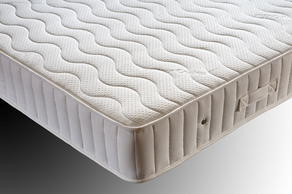 Contour Coil Spring Mattress with Memory Foam (Medium) 150cm