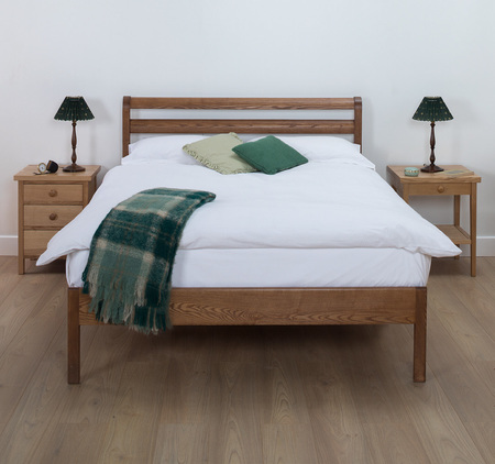 Cotswold Caners Ashridge low footend bed