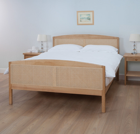 Cotswold Caners Beaufort cane bed