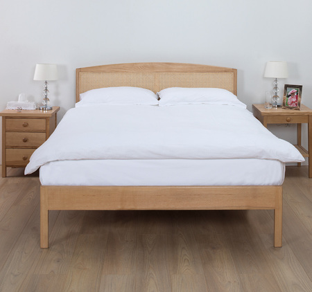 Cotswold Caners Beaufort low footend cane bed